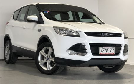 2016 Ford KUGA AWD AMBIENTE Test Drive Form