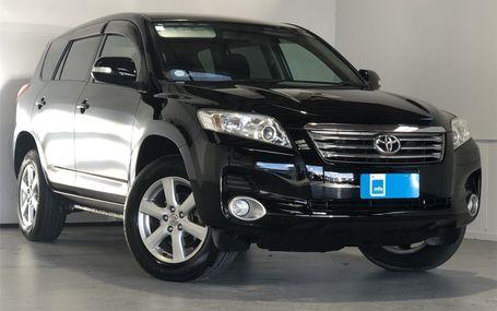 2009 Toyota Vanguard