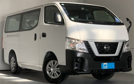 2020 Nissan Caravan