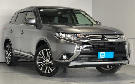 2018 Mitsubishi Outlander 7 STR G SAFETY PACK Test Drive Form