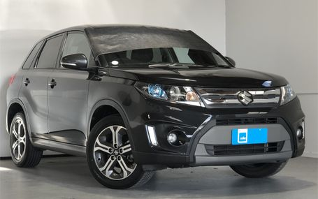 2016 Suzuki Escudo