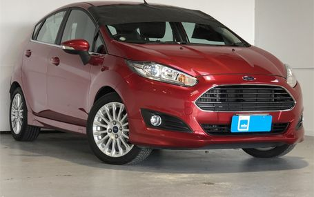 2015 Ford Fiesta 1.0 ECOBOOST Test Drive Form