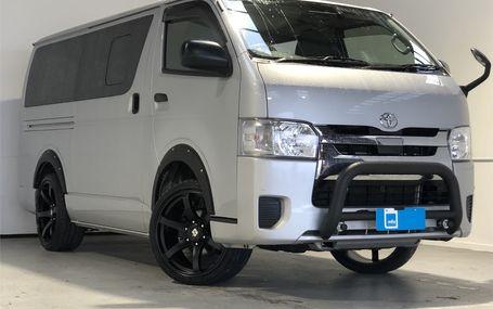 2018 Toyota Hiace