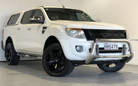 2014 Ford Ranger XLT BIG WHEELS AND FLARES Test Drive Form