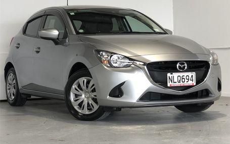 2016 Mazda Demio 13S 21,000 KMS Test Drive Form