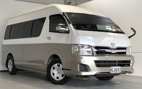 2013 Toyota Hiace
