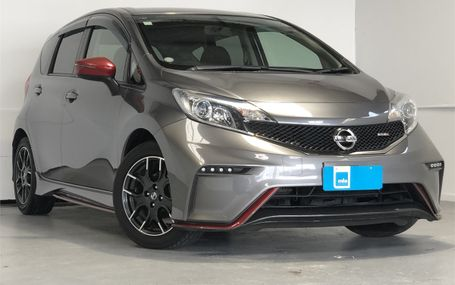 2015 Nissan Note NISMO SUPERCHARGED Test Drive Form