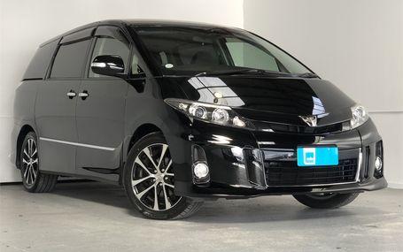 2015 Toyota Estima
