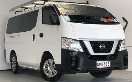 2017 Nissan Caravan