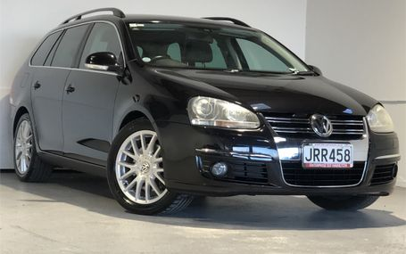 2008 Volkswagen Golf Wagon