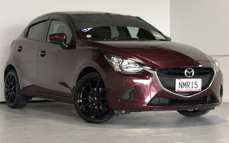 2019 Mazda Demio