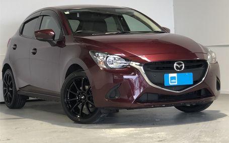 2019 Mazda Demio 15S SKYACTIVE ALLOY WHEELS Test Drive Form