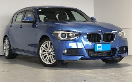 2014 BMW 120i