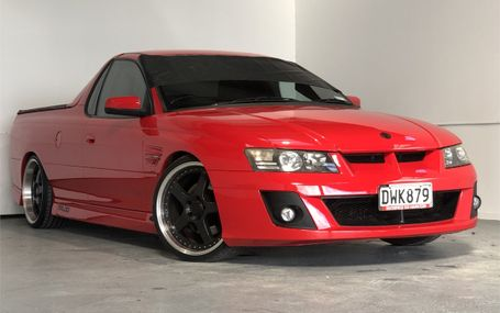 2007 Holden HSV Maloo UTE 6 SPEED Test Drive Form