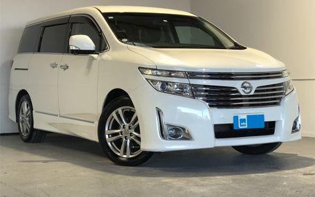 2010 Nissan Elgrand