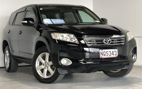 2007 Toyota Vanguard