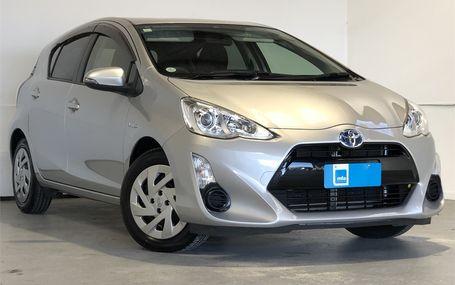 2016 Toyota Aqua