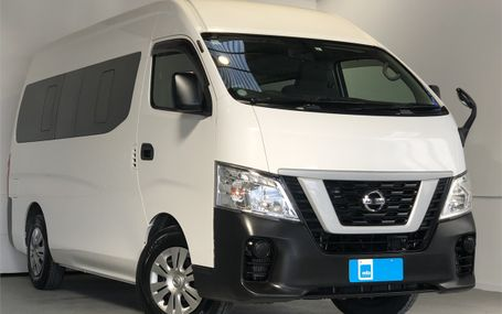 2018 Nissan Caravan Enterprise Hamilton
