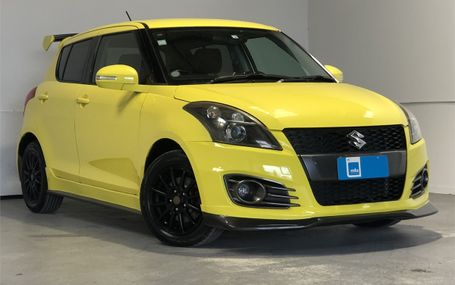 2012 Suzuki Swift