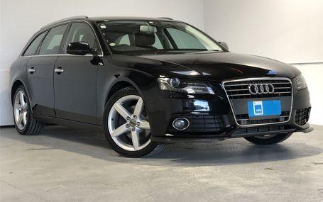 2010 Audi 1.8