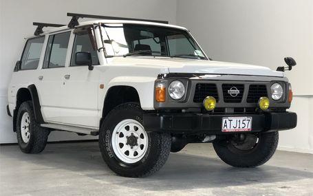 1994 Nissan Safari