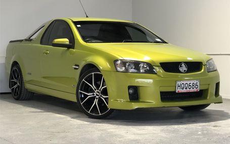 2007 Holden SS-V