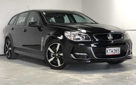 2017 Holden Commodore SV6 VF2 WAGON Test Drive Form