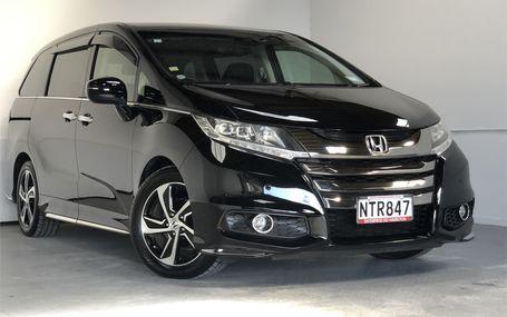 2014 Honda Odyssey Enterprise Hamilton