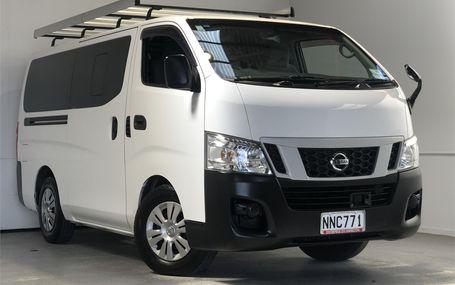 2017 Nissan NV350