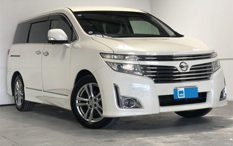 2012 Nissan Elgrand