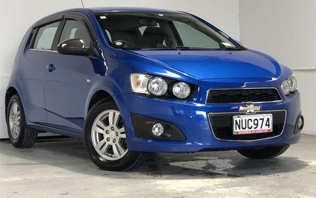 2011 Chevrolet Sonic