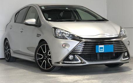 2014 Toyota Aqua