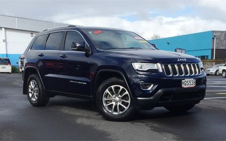 2014 Jeep Grand Cherokee LAREDO 4WD Test Drive Form