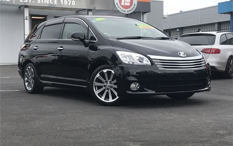 2012 Toyota Mark X Zio