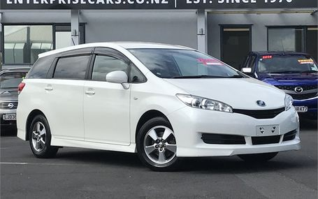 2009 Toyota Wish