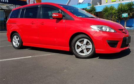 2008 Mazda Premacy