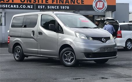 2009 Nissan NV200
