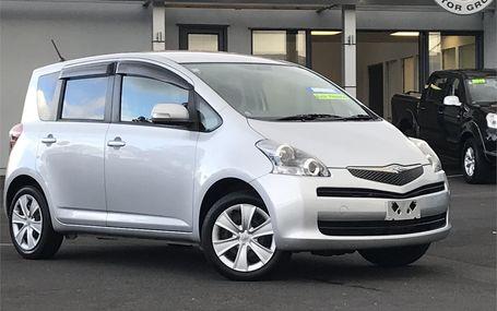 2009 Toyota Ractis