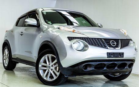 2010 Nissan Juke