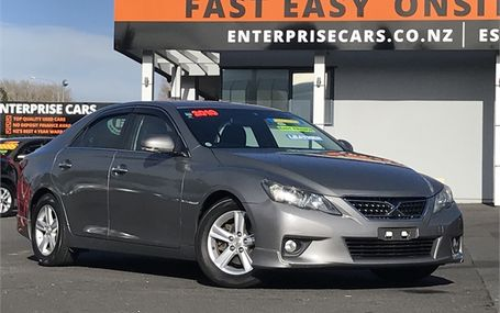 2010 Toyota Mark-X