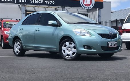 2011 Toyota Yaris NZ NEW Test Drive Form