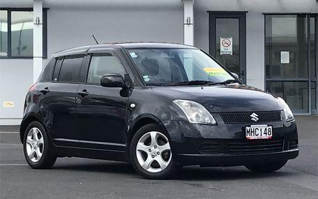 2006 Suzuki Swift `` MANUAL `` Test Drive Form