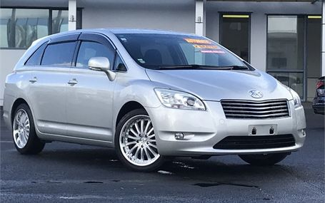 2010 Toyota  MARK ZIO  Test Drive Form