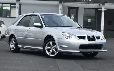 2006 Subaru Impreza `` DARK TRIM `` Test Drive Form