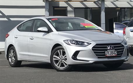 2016 Hyundai Elantra `` NZ NEW `` Test Drive Form