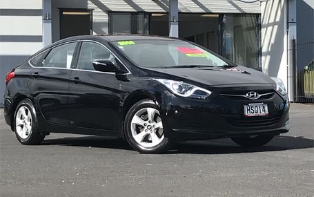2014 Hyundai i40 2.0P/6AT/SL/4DR/5S Test Drive Form