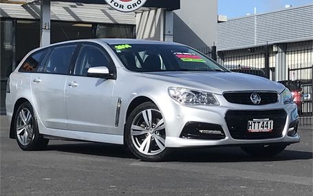 2014 Holden Commodore VF SV6 3.6P/6AT/SW/5 Test Drive Form