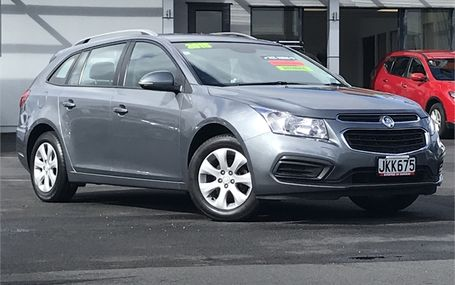 2015 Holden Cruze CD Test Drive Form