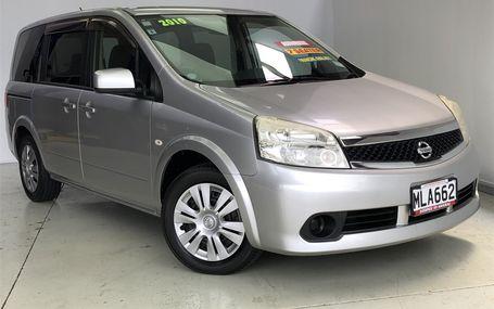 2010 Nissan Lafesta