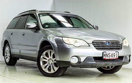 2007 Subaru Outback AWD Test Drive Form